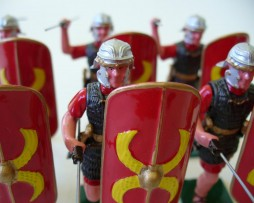 Romans and Celts