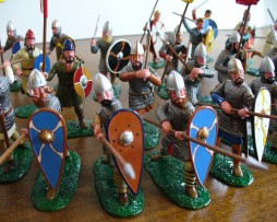 1066: Normans and Saxons