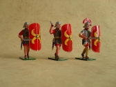 RIG1/A Romans advancing with Swords
