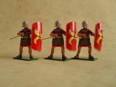RIG4/A Romans defending with Pila
