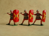 RIG5/A Romans throwing Pila