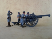 WW54/A French 75mm Field Gun (Greatcoat)