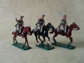 WW89/A Russian Cossacks with Swords Command Set
