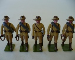 NZ Army on Parade